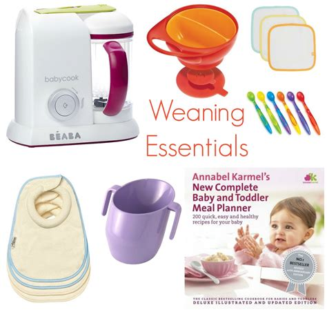 weaning made easy all b0065gf4ok weaning made easy my top 10 tips must have items v i bake mamas v i b