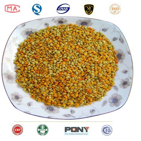 Vitamin Honey Bee Pollen top quality protein health food mixed honey bee pollen