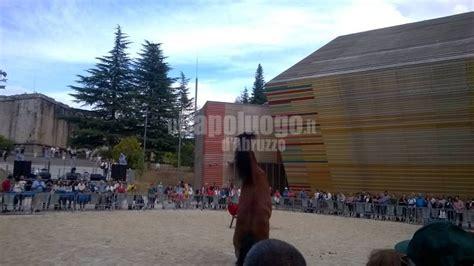 cavalli carrozze carrozze e cavalli invadono il centro il capoluogo