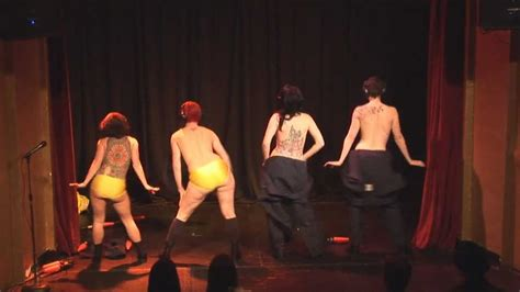 Ground Crew Stripped Screw Burlesque Youtube
