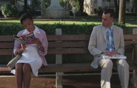 forrest gump bench scene forrest gump secrets you didn t know about