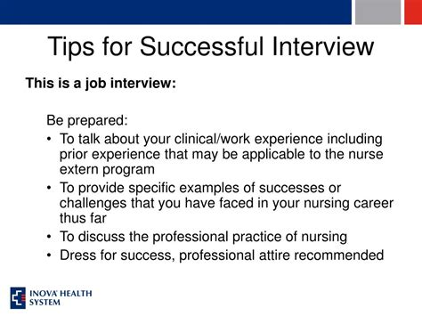 5 job interview tips for success