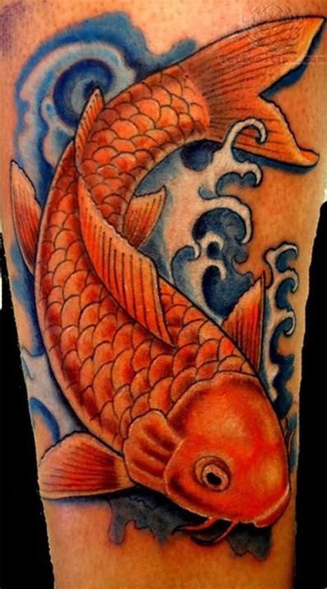 tattoo ikan koi 3d 3d japanese koi fish tattoo designs tattooed tattoo