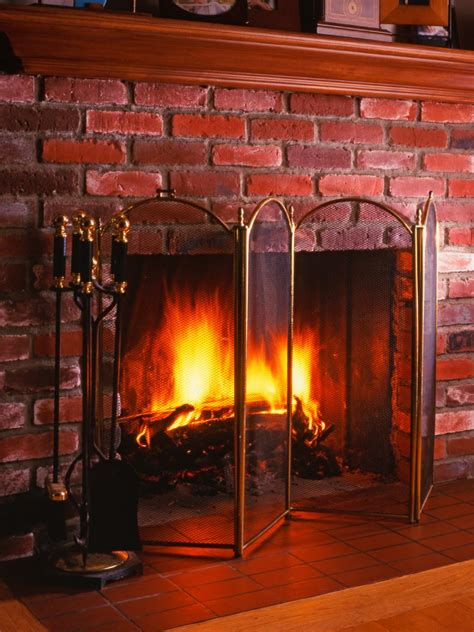 Fireplace With by Essential Fireplace Accessories Hgtv