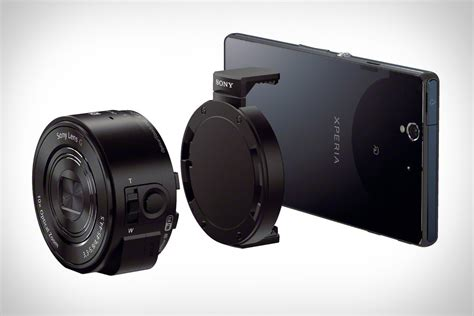 Sony Qx Sony Cyber Qx Lens Cameras Uncrate