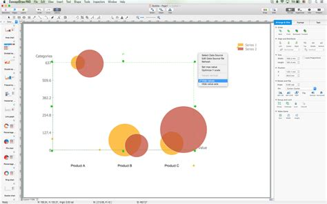 mac diagramming software diagrams in landscape design with conceptdraw pro