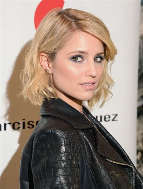 Lob With Soft Curl Hairstyle 1000 Ideas About Lob Haircut 2014 On Mid