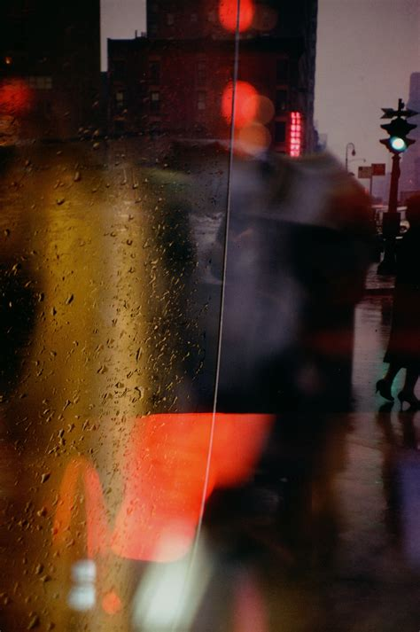 saul leiter leiter saul photography history the red list