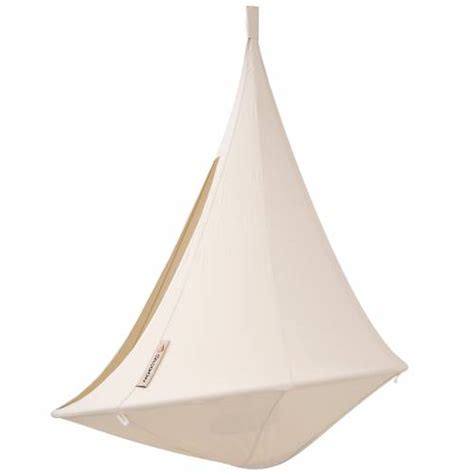 White Hammock Suspended Hammock Single Cacoon White Buy Suspended