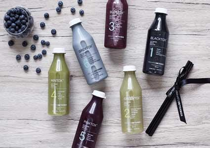 Ch Flush Out Detox by Organic Cold Pressed Juice Detox By Detoxbox