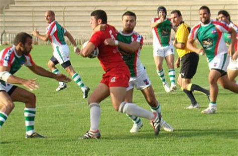 Rugby Beirut Lebanon World Cup Qualifier On Squad Announced