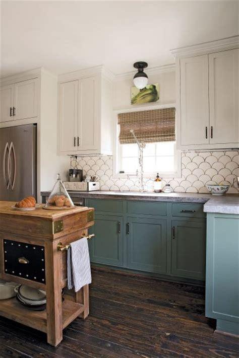 two tone kitchen cabinets white blue house stuff best 25 blue white kitchens ideas on pinterest blue