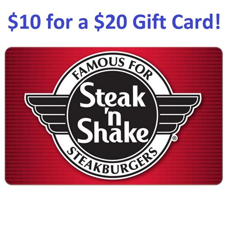Publix E Gift Card - 10 for a 20 steak n shake gift card addictedtosaving com