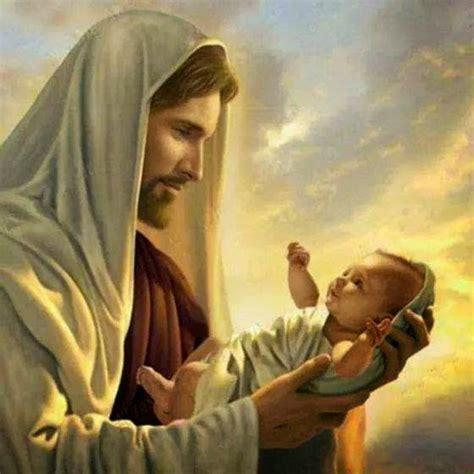imagenes de jesus con un bebe en brazos dios fij 211 en mi su mirada y me llam 211