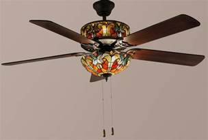 Glass Ceiling Fans 10 Ways To Install Ceiling Fans Warisan Lighting
