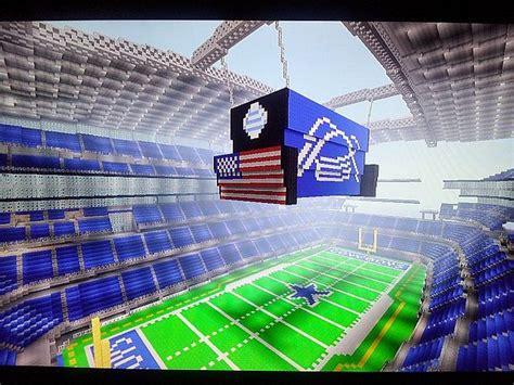 minecraft sports stadium minecraft football stadium imgkid com the