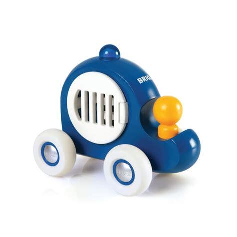 brio toy car brio police car toys thehut com