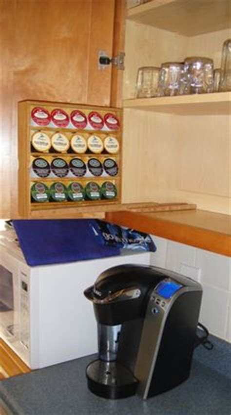 Cup Holders For Kitchen Cabinets by 1000 Images About K Cup Organizer On K Cups