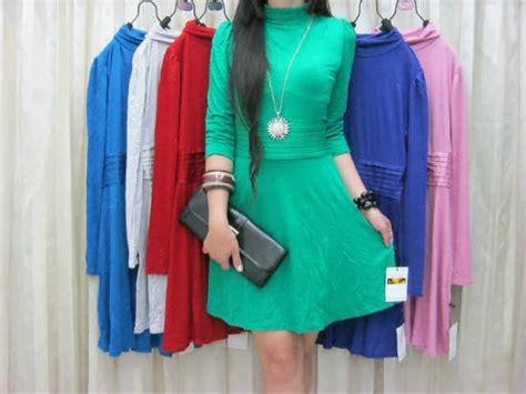 Big Dress Baju Jumbo Cewek Cocok Buat Natal koleksi baju cewek dress cantik