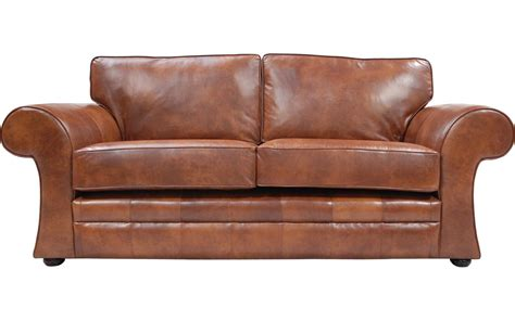 Cavan Real Leather Sofa Bed Uk Handmade Quick Delivery Real Leather Sofas
