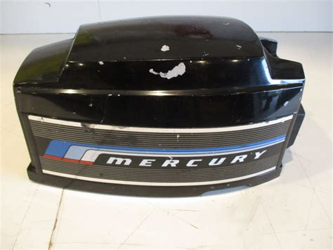 mercury 110 boat motor mercury outboard top motor engine cowl cover merc 110