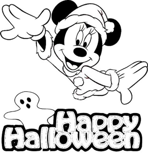 minnie mouse halloween coloring pages top 10 disney halloween coloring pages