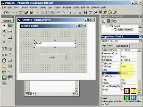 tutorial visual basic 2010 for beginners visual basic 6 0 tutorial for beginners