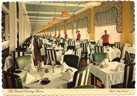 The Grand Dining Room by Circumspice Michigan The Grand Dining Room By Penrod