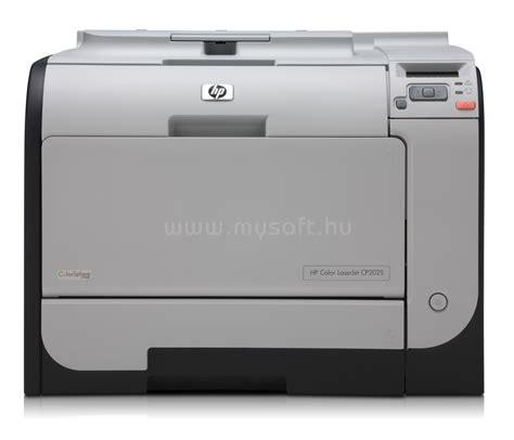 Printer Hp Laserjet Cp2025 hp color laserjet cp2025 printer cb493a sz 237 nes l 233 zer