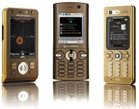 Shiny Review Sony Ericsson W880i by Sony Ericsson And Vodafone Present The Collection