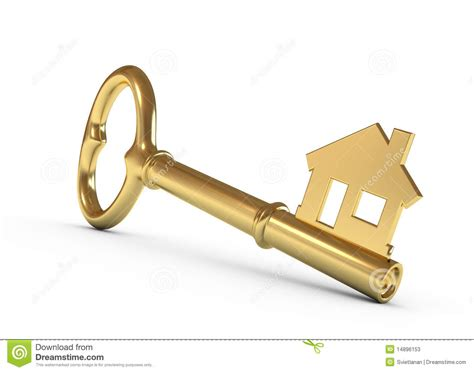 house key stock illustration image of loyalty gold