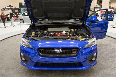 subaru wrx twin 2015 subaru wrx sti launch edition twin cities auto show