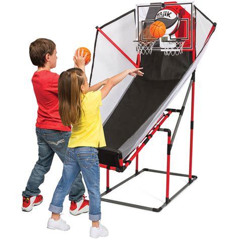 2 In 1 Basketball basketball arcade electronic hoops 2