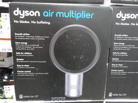 Home Design Store Hamilton by Dyson 12 Bladeless Table Fan