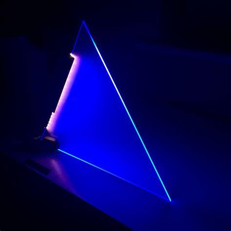 led acrylic edge lighting acrylic led light sculpture edge lit acrylic design