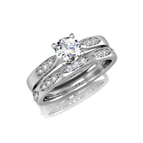 izyaschnye wedding rings bridal wedding ring set uk