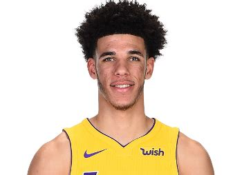 lonzo ball stats, news, videos, highlights, pictures, bio