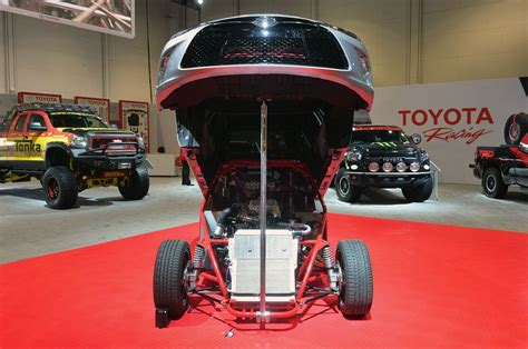 Toyota Camry Sleeper Toyota Camry Sleeper Dragster Revealed At Sema Motor