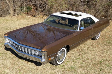 1971 Chrysler Imperial by A 1971 Lebaron Sunroof Coupe