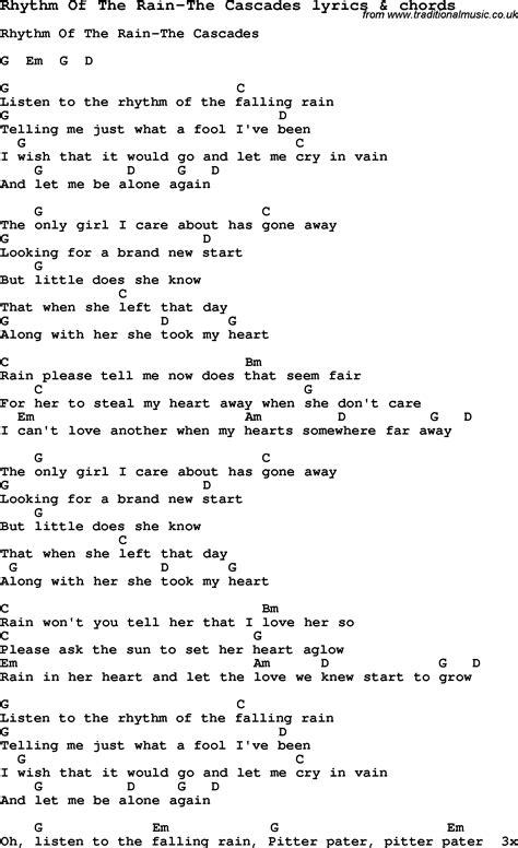 swing to the rhythm of love chords download lagu rhythm of the falling rain sheetprogram