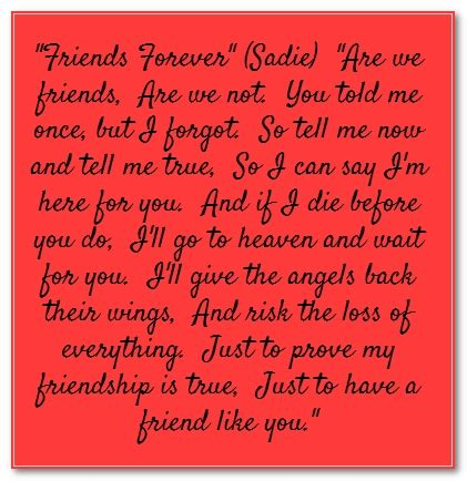 best friends valentines day quotes about true friendship