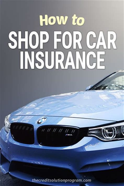 Shop Auto Insurance by How To Shop For Car Insurance