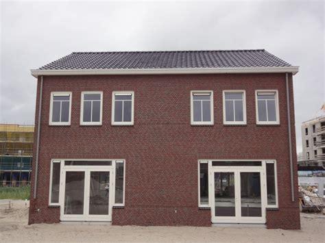 huis bouwen almere tweekapper te almere eigen huis bouwen bouwbedrijf
