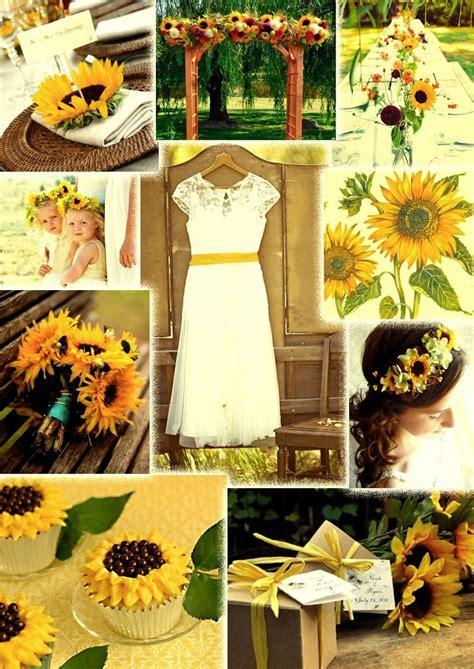Boda de campo con girasoles   Decoracion para boda