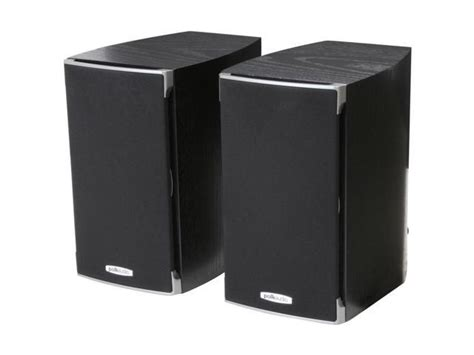 polk audio rti a1 black high performance bookshelf speaker