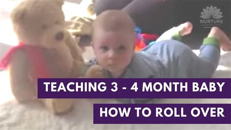 how to teach your to roll teaching your 3 4 month baby how to roll abigail finley do a