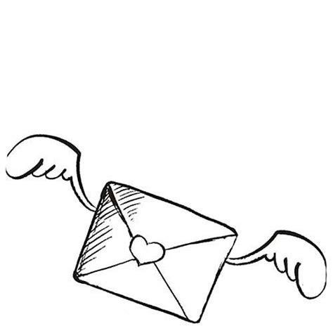desenho de amor desenho de carta de do dia dos namorados para colorir