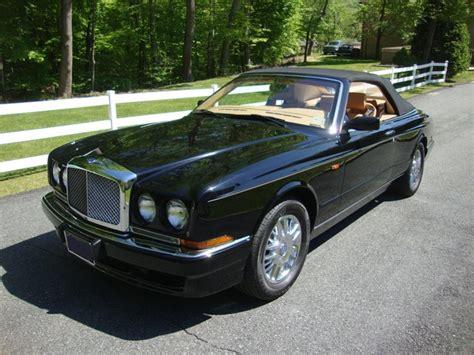 bentley black convertible the bentley azure