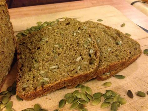 Biji Labu Pumpkin Seed 100 Gr k 252 rbiskernbrot pumpkin seed bread 100 whole grain sourdough the fresh loaf