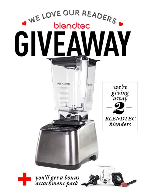 blendtec giveaway 2 winners jelly toast - Blendtec Giveaway